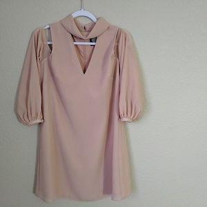 Vince Camuto light pink dress NEW